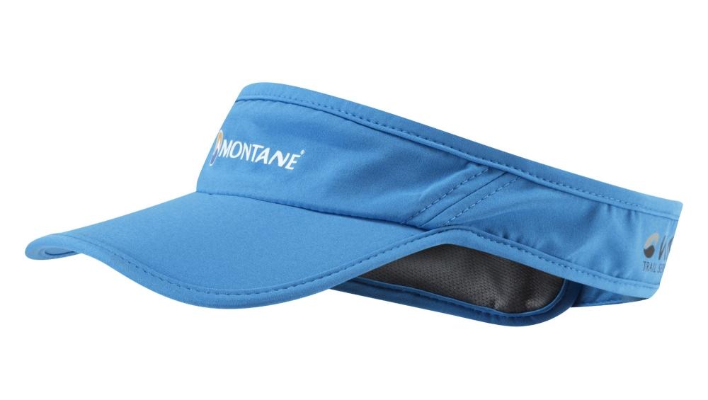 Montane-VIA-Visor-Visors-Blue-Spark-AW18-HVIVIBLUONE-SIZE